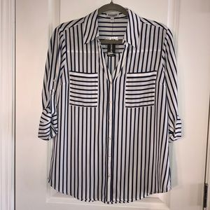 Portofino dress shirt from Express. Size L.